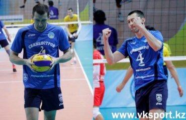 Сергей Гуменюк: «Я ещё не так уж и стар» волейбол, мужчины