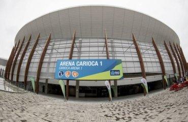 Бразилия будет принимать матчи Мировой Лиги и Мирового Гран-при в новом современном зале Олимпийцские игры, волейбол