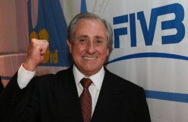 AFECAVOL поддержит переизбрание Грасы на пост президента FIVB волейбол
