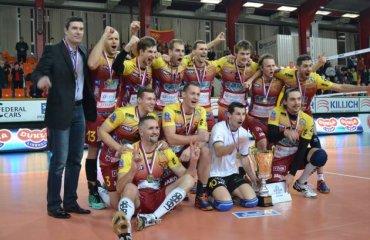 Либерец обыграл Брно и выиграл Кубок Чехии ВК Дукла Либерец, ВК Брно, волейбол, мужчины