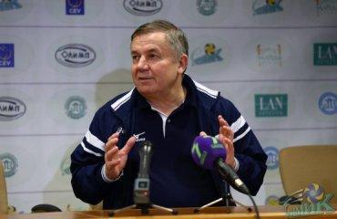 Богуслав Галицький: «Вчитися, вчитися та ще раз вчитися» + Вiдео волейбол, женщины, суперлига, тренер, интервью