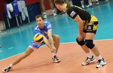 Ян Ерещенко и «Газпром-Югра» волейбол, мужчины, наши украинцы