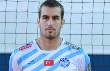 Гекхан Гегкез еще один талант, на этот раз из Турции Гекхан Гегкез, Аркас Измир, волейбол, мужчины