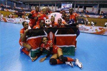 Сборная Кении отказалась от участия в интерконтинетальной олимпийской квалификации волейбол, женщины, олимпиада