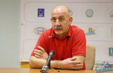Гарій ЄГІАЗАРОВ: «Є передумови, щоб в Сєвєродонецьку відбувся один з фінальних турів» волейбол, женщины, суперлига