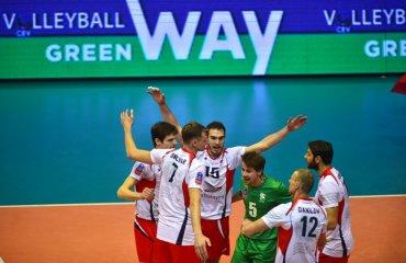 «Белогорье» вышло в «Финал шести» Лиги чемпионов Белогорье, Тур, Лига Чемпионов, волейбол, мужчины