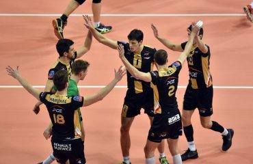Зираат обыгрывает Скру, но польская команда проходит дальше Скра, Зираат, волейбол, мужчины