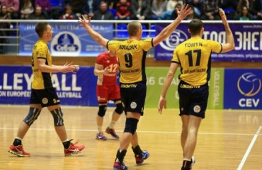 Харьковский «Локомотив» отправится в Чернигов волейбол, мужчины, суперлига