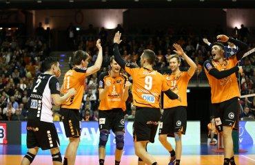 Сказка для ВаЛеПы закончилась, Берлин и Кнак проходят дальше в полуфинал Берлин, Кнак, волейбол, мужчины