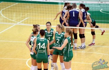 «Химик» сыграл в Виннице «пятихатку» волейбол, женщины, суперлига