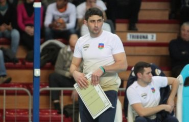 «Азерйол» и Зия Раджабов добились исторического результата в еврокубках волейбол, женщины, еврокубки, кубок екв