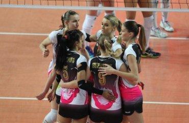 Трансляция полуфиналов Кубка ЕКВ волейбол, женщины, еврокубки, кубок екв