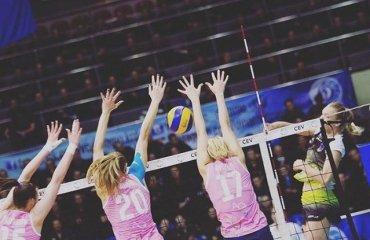 «Динамо» Краснодар  – «Азерйол» Баку - 3:0. Подробности и комментарии волейбол, женщины, еврокубки, кубок екв