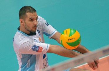 Мужскую сборную России могут отстранить от участия в ОИ в Рио из-за Маркина Александр Маркин