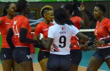Дорога в Рио. Кения все-таки примет участие в олимпийской квалификации волейбол, женщины, олимпиада