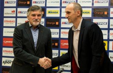 Мирослав Палгут будет тренировать Словацкую национальную мужскую сборную до 2018 года Миролсав Палгут, волейбол, мужчины