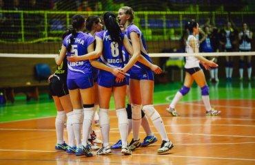 Суперлига Украины. Женщины. Расписание и трансляции 14-го тура волейбол, женщины, суперлига, украина