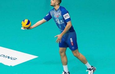 Интервью Александра Маркина радиостанции «Спорт FM» Александр Маркин, волейбол, мужчины