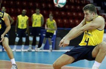 Третий бразилец в Модене Модена, Тьяго Сенс, волейбол, мужчины