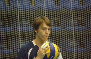 Александр Томилин: «Больше всего скучал по украинской кухне, а также по своему родному Мариуполю!» волейбол, мужчины, украина, наши украинцы