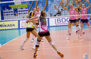 «Динамо-Краснодар» отправился в Баку волейбол, женщины, еврокубки, кубок екв
