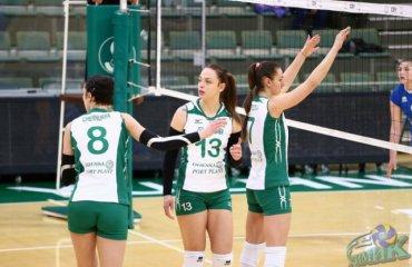 «Химик»: 200-я победа в Суперлиге волейбол, женщины, суперлига, украина