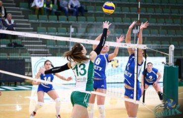 «Химик» финишировал вторым в регулярном чемпионате волейбол, женщины, суперлига, украина