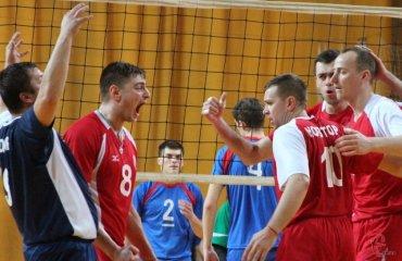 """У """"фіналі чотирьох"""" з'явився одноосібний лідер волейбол, мужчины, высшая лига, украина"""