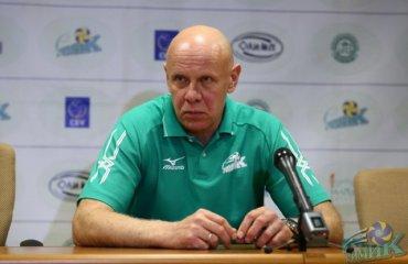 Сергей ГОЛОТОВ: «Эти игры были в первую очередь полезны для Молодцовой и Кальченко» волейбол, женщины, суперлига