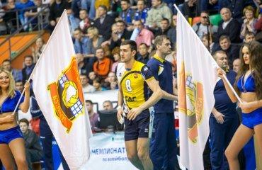 Романас Шкулявичус: «Спасибо болельщикам за поддержку» волейбол, мужчины, суперлига, россия