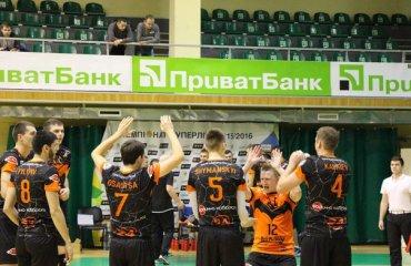 Стали відомі суперники «Кажанів» у плей-оф Суперліги волейбол, мужчины, суперлига