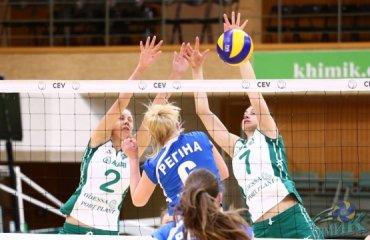 Стало известно расписание 1-го тура 2-го этапа женской Суперлиги Украины волейбол, женщины, суперлига