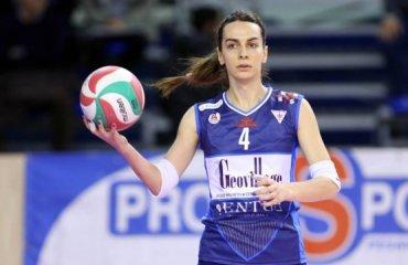 Спортсменка-трансгендер будет выступать в итальянской серии А2 волейбол, женщины, италия