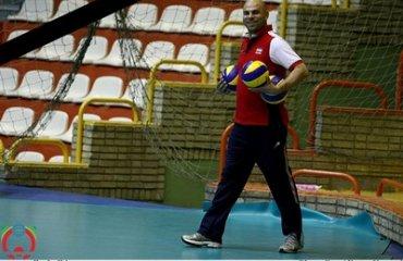 Скончался тренер иранского клуба «Пайкан» Ибрагими волейбол, мужчины
