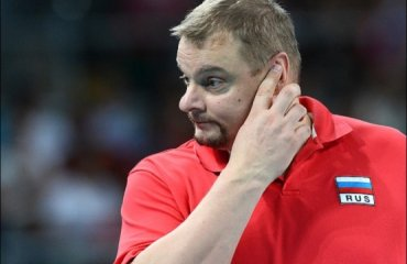 Владимир Алекно: «Мениск у волейболиста – это как насморк у обычного человека» волейбол, мужчины, россия, олимпиада