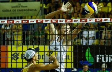 FIVB World Tour. 15-20 марта. Vitoria Open пляжный волейбол, мужчины