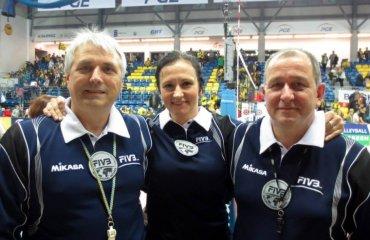 Матчі жіночого Гран-прі-2016 судитиме українець волейбол, украина, украинцы