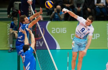 Московское «Динамо» одержало победу в первом матче 1/2 финала Кубка ЕКВ волейбол, женщины, еврокубки, кубок екв