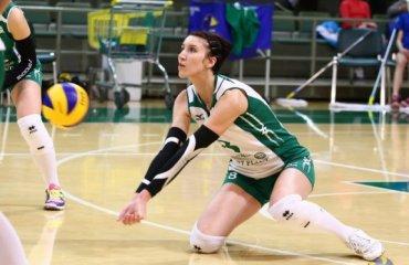 Анастасия Чернуха: «Постепенно набираю форму» волейбол, женщины, суперлига