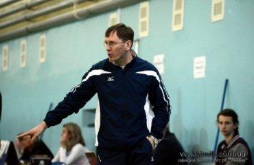 Андрій Романович: «Наша ціль – п'єдестал» волейбол, женщины, суперлига
