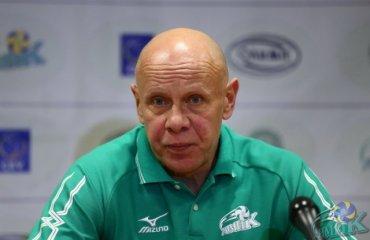 Сергей Голотов: «Если честно, очень хочется выиграть чемпионат» волейбол, женщины, суперлига, украина