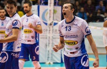 Дмитрий Шаврак: «В Серии А2 практически все команды играют на одном уровне» волейбол, мужчины, наши украинцы, италия, серия а2