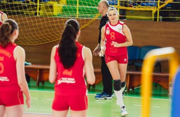 Поражение «Северодончанки» волейбол, женщины, суперлига