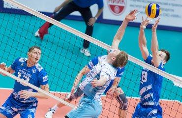 Последний шанс «Газпром-Югры» волейбол, женщины, еврокубки, кубок екв