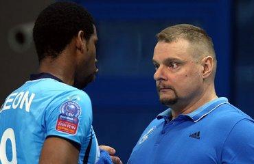 Владимир Алекно: «Леон - человек, а людям свойственно уставать» волейбол, мужчины