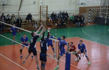 Сумчане уступили харьковской «Юракадемии» волейбол, мужчины, суперлига
