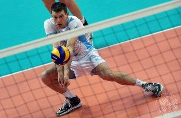 Для Евгения Сивожелеза сезон завершен волейбол, мужчины, суперлига, россия