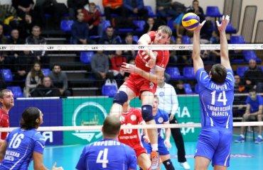 Николай Рудницкий: «С «Локомотивом» все хотят сыграть свою лучшую игру» волейбол, мужчины, суперлига
