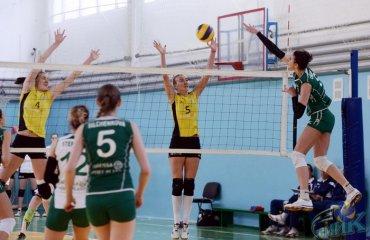 «Химик» - лидер чемпионата Украины волейбол, женщины, суперлига