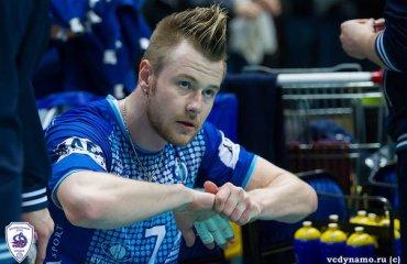 Иван Зайцев: из России – досрочно волейбол, мужчины